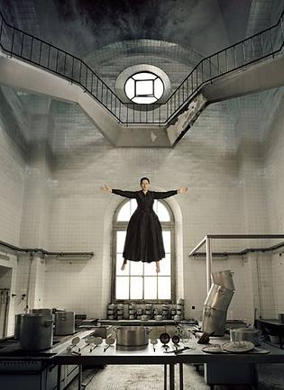 Marina Abramovic 'THE KITCHEN I'