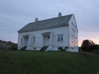 lighthouse keepers house