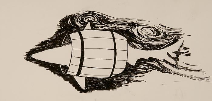 Barrel Shark